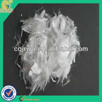 Strong Alkali Resistant Factory Price PP Monofilament Fiber for Concrete Road Surface
