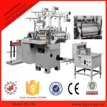 The Cheapest and qualify new 350*290mm automatically Backlight die cutting machine