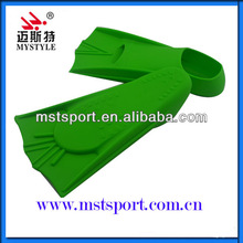 2017 new silicone swimming fins factory