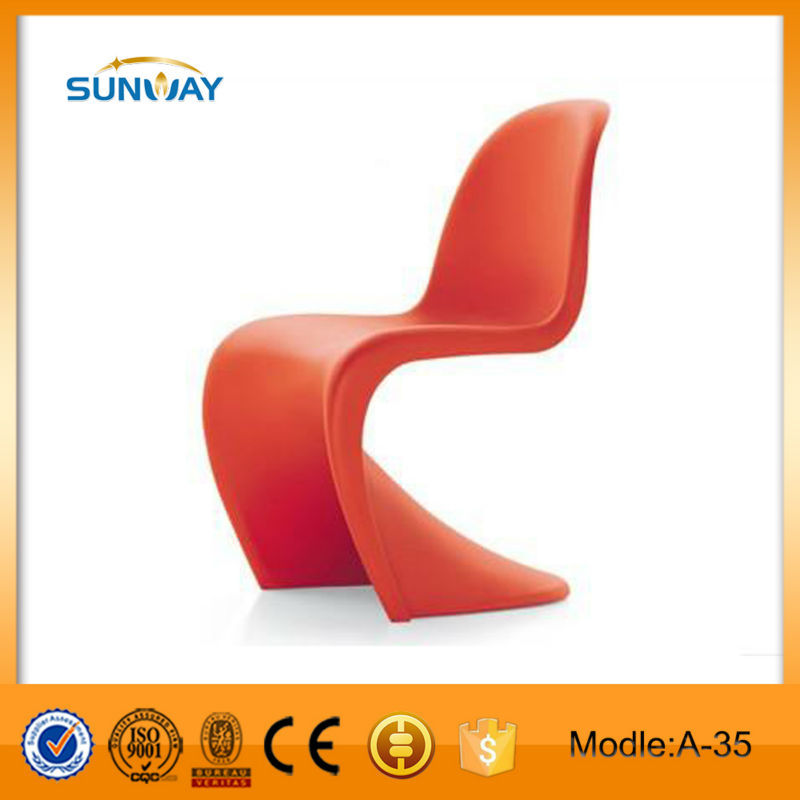 Perfect Verner Chair Plastic Chairs For Sale