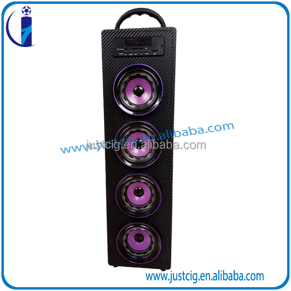 CE Rohs Powered Bluetooth Speaker Wood Soundking Loud Speaker Multimedia Sound System Speaker Box UK-22 wholesales