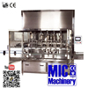 Micmachinery manufacture direct sale soybean oil filling machine seed oil filling machine olive oil filling machine
