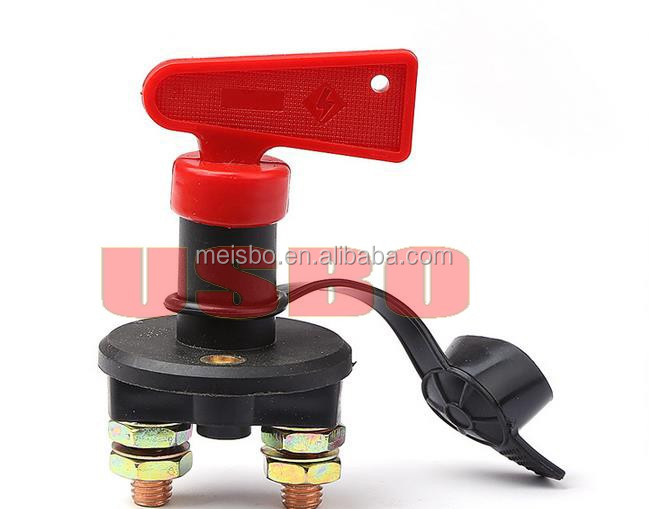 AS60 300A 60VDC Rotary power master Disconnect Switch Cut Off Auto Car Battery Switch Auto Battery