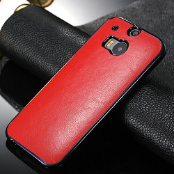 Colorful leather case for htc one m8, cover for htc one 2 m8, for HTC One M8 Case