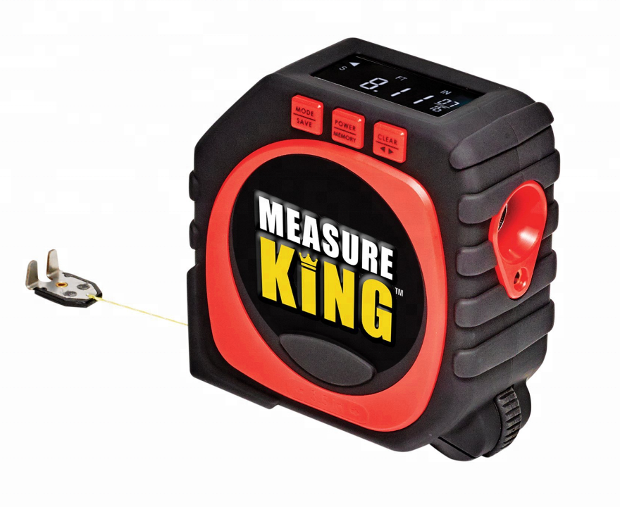 Hot sale 3 in 1 digital tape <strong>measure</strong> with Led Light