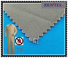 Jduntex EN11611/11612 FR COTTON fabric for FR COVERALL 280gsm