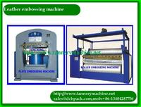 laboratory number emossing machine for hot plate press