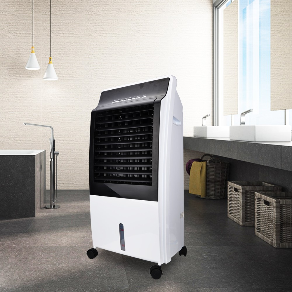 65 w 3 en 1 par vaporation refroidisseur d 39 air purificateur d 39 air humidificateur avec. Black Bedroom Furniture Sets. Home Design Ideas