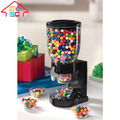 NBRSC Plastic Single Cereal Dispenser Dry Food Candy Storage Container