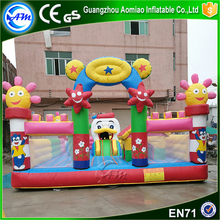 giant air jumping castle fun city inflatable boumcer for children