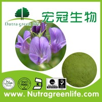 High quality Alfalfa Medicago sativa Saponins Extract 10:1 TLC Pharmaceutical grade price negotiabl