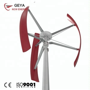 Sale 2kw 3kw 5kw Low-speed Small Home Use Vertical Axis Wind Turbine