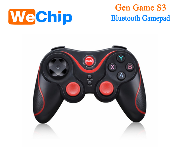 Full Set for Gen Game S3 Wireless 3.0 Bluetooth Gamepad Remote Control Joystick PC Game Controller for Smartphone/Tablet HOT