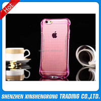 "For iphone 6 Anti shock TPU Case, Shockproof Round Corners TPU Soft Protective Case for iphone 6 4.7"" Paypal"