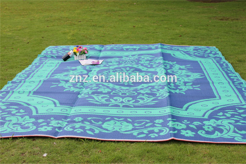 2015 Patio Mat Plastic Waterproof Beach Mats Foldable