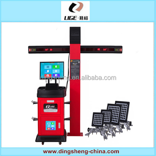 New Arrival 3d Wheel Alignment Machine Price/OEM Supply Wheel Alignment DS-1