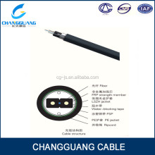 GJXFHA audio cable 4 core fiber optic cable for duct