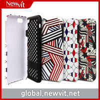 Newvit Tough case design with stars & strips for iPhone 6 / Dual-layer design with protective TPU bumper