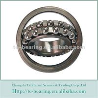 Miniature wheel hub bearing self-aligning ball bearing