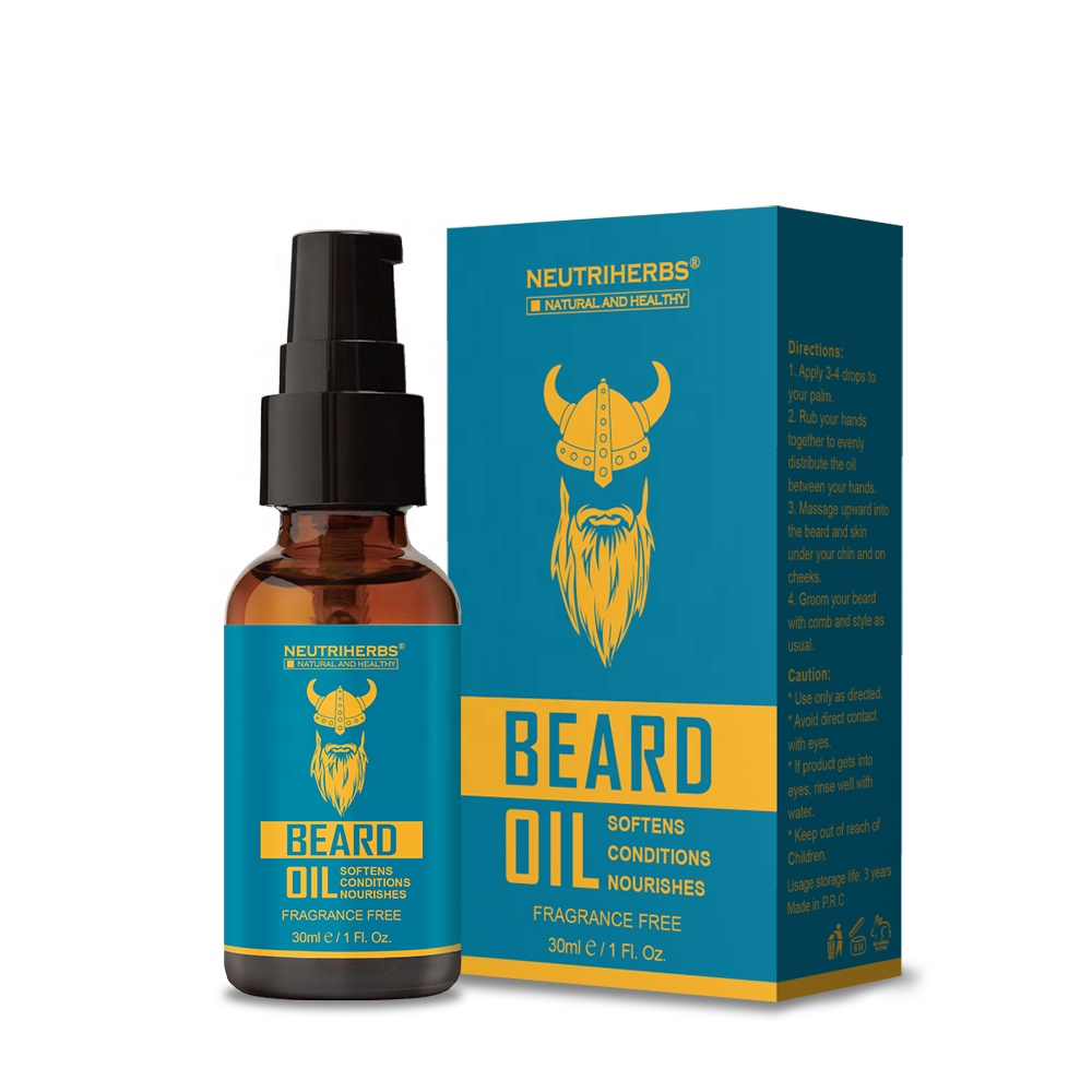 Natural Gentleman Care Smooth And Supple Bulk Beard Growth <strong>Oil</strong> Men