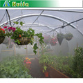 Hot Sale One Stop Tunnel Gardens Greenhouse Parts in China