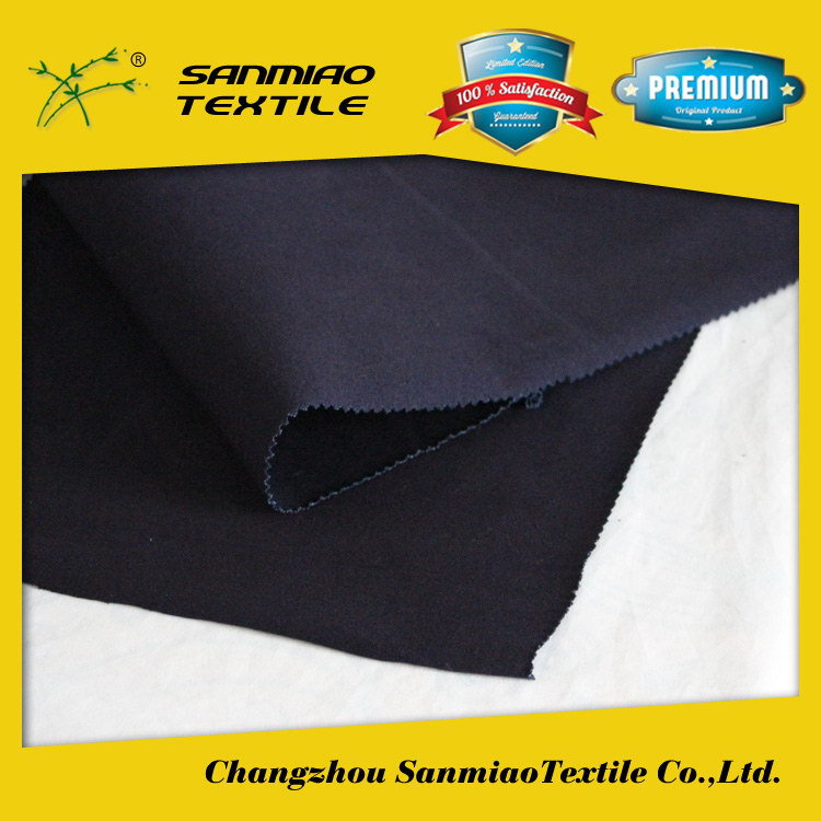 SANMIAO Brand stylish cheap 100 polyester mesh fabric for t shirts SBWHCP-165