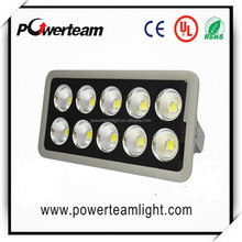 high brightness IP66 ce rohs brightest gas station industrial 10W 30W 50W 100w 200w stand led flood light