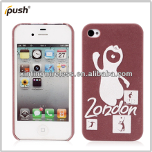 2013,Hot Sale Mobile Phone PC Case,Beautful Cell Phone Cover For iphone4