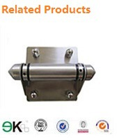 casting stainless steel fixed wall handrail bracket