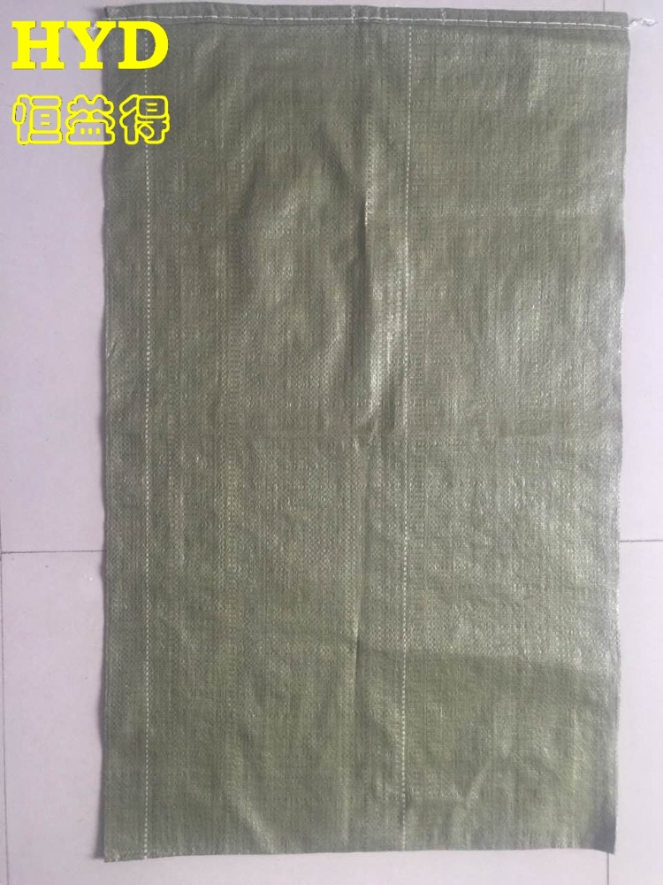 Made in China China factory 5kg recycled used pp woven bag, building garbage woven sack