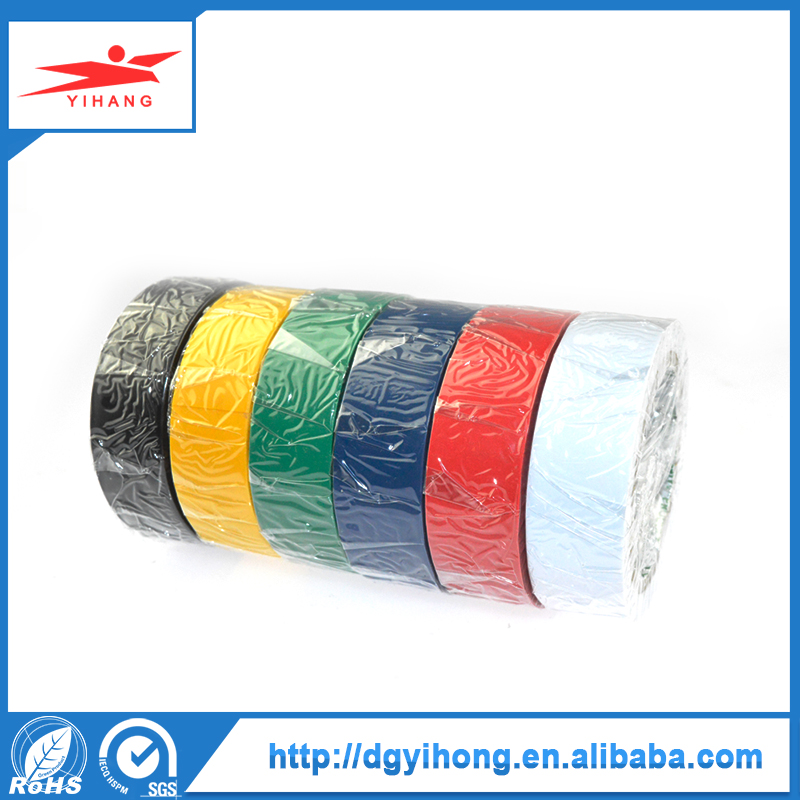 Hot Custom Air Conditioning High Voltage Vinyl Pvc Insulation Electrical Tape