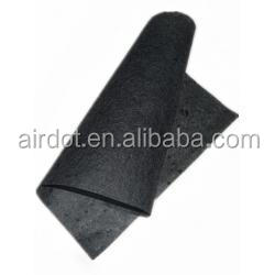 Activated carbon fiber paper used for air purification