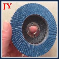 Flexible Zirconia abrasive flap disc