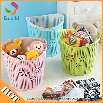 Large size new plastic manufacturer laundry basket