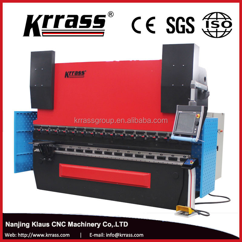 Krrass ISO&CE Hydraulic Small CNC ACL,Amada.Yangli, Yawei, YSD, JFY,LVD 20t, 30t Bending machine Press Brake