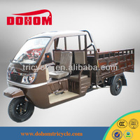 Hot selling chongqing cargo tricycle 250cc reverse trike