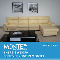latest modern new reclining corner sofa design