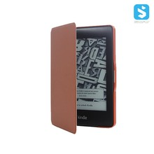 New Arrival Leather Skin Protective Case Cover for Amazon Kindle Paperwhite