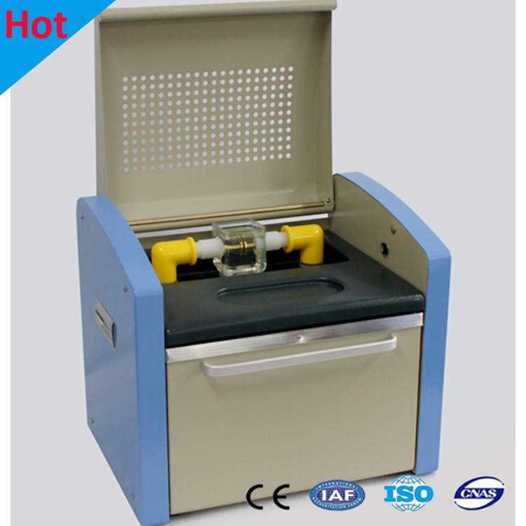 Practical Automatic Transformer Insulating Oil Breakdown Voltage Test Set