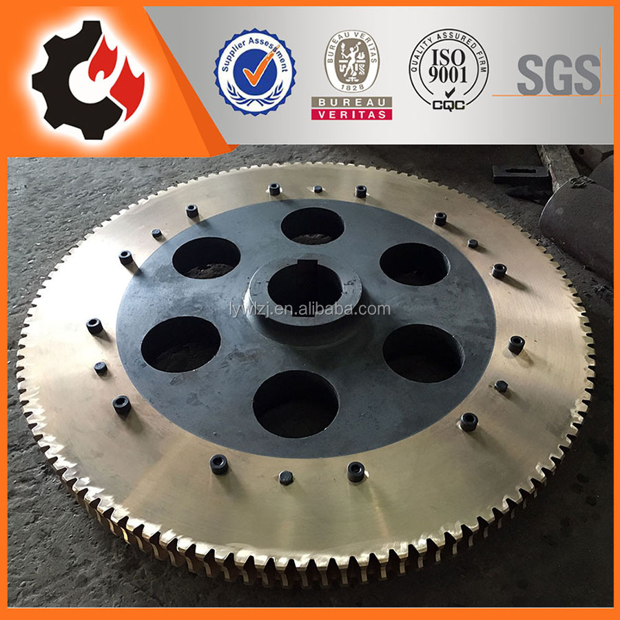 OEM Customized High Precision Worm Gear With Good Quality