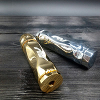 AV twistgyre mod avid lyfe able mech mods mechanical ecig mod silver and gold in stock