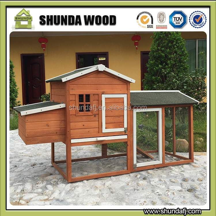 SDC021 Wholesale Wooden parrot cage