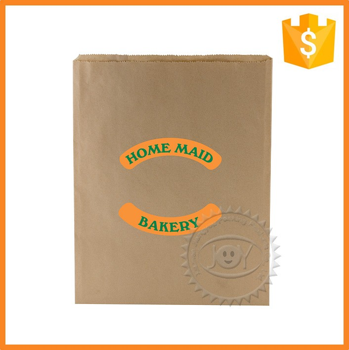 Factory price custom handmde packaging roast chicken paper bag