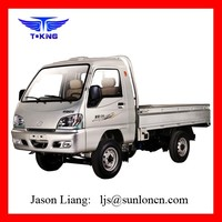 T-KING Mini Truck 0.5 Ton 480Q Diesel Engine Truck