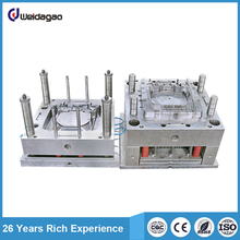 Customize plastic injection mold sample delivery Cold/Hot Runner plastic