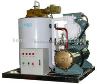 380V high-efficiency Snow ice machine / maker 5ton to 10ton per day