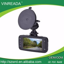 GS8000 night vision G-sensor 1080p full hd dvr driving recorder