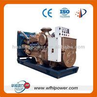 10kw to 1000kw electrical equipment Alternative Energy Generators