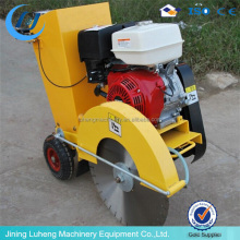 Diesel engine asphalt road 500mm concrete cutter