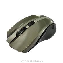 high quality colors 2.4G Optical 6D wireless mouse